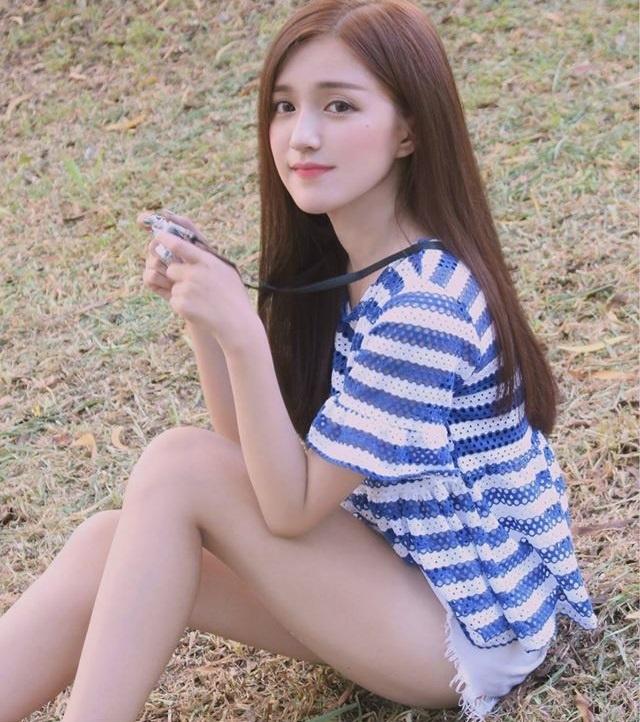 Hot girl Sai thanh bi nham la dien vien Han Quoc hinh anh 5