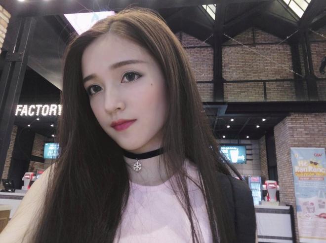 Hot girl Sai thanh bi nham la dien vien Han Quoc hinh anh 6