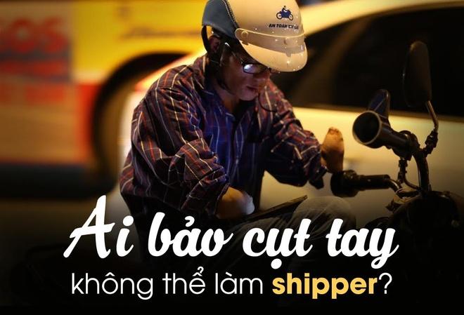 Chang shipper cut hai tay chua tung nghi se co nguoi yeu hinh anh