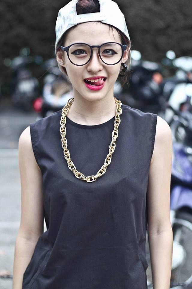 Hot girl lai Phap duoc coi nhu ban sao cua Kha Ngan hinh anh 11