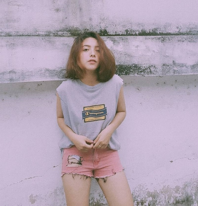 Hot girl Sai Gon thuong xuyen bi nham la gai Phap hinh anh 10