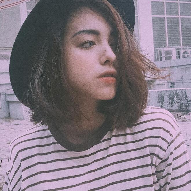 Hot girl Sai Gon thuong xuyen bi nham la gai Phap hinh anh 4