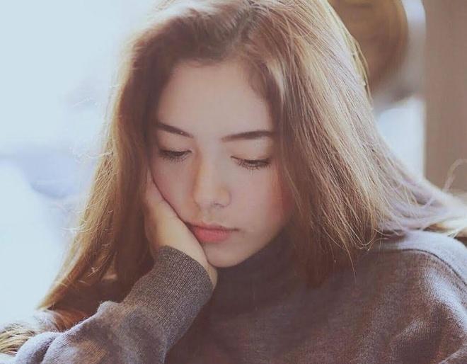 Hot girl Sai Gon thuong xuyen bi nham la gai Phap hinh anh 1