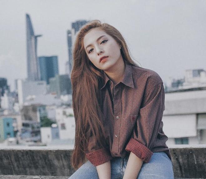 Hot girl Sai Gon thuong xuyen bi nham la gai Phap hinh anh 2
