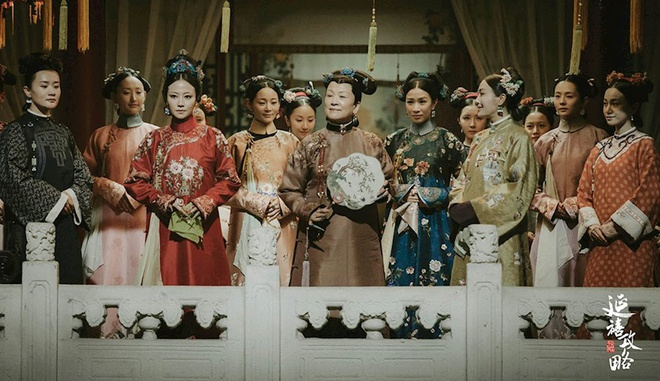 Sao nam 'Dien Hi cong luoc' tai ngo Vu Chinh trong phim cung dau moi hinh anh 1