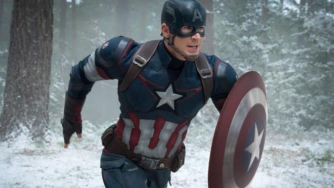 Captain America,  Captain Marve,  phim MCU anh 3