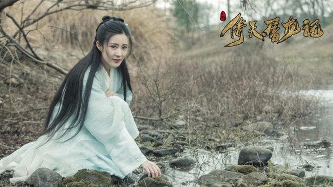 Nang Ky Hieu Phu cua 'Y thien do long ky' tung hoa dai my nhan Tay Thi hinh anh 1