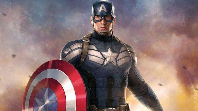 Noi lo lon nhat cua Chris Evans khi vao vai Captain America la gi? hinh anh 1
