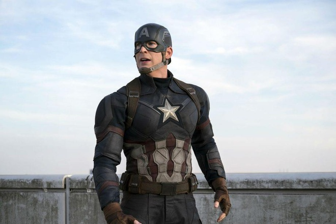 Noi lo lon nhat cua Chris Evans khi vao vai Captain America la gi? hinh anh 2