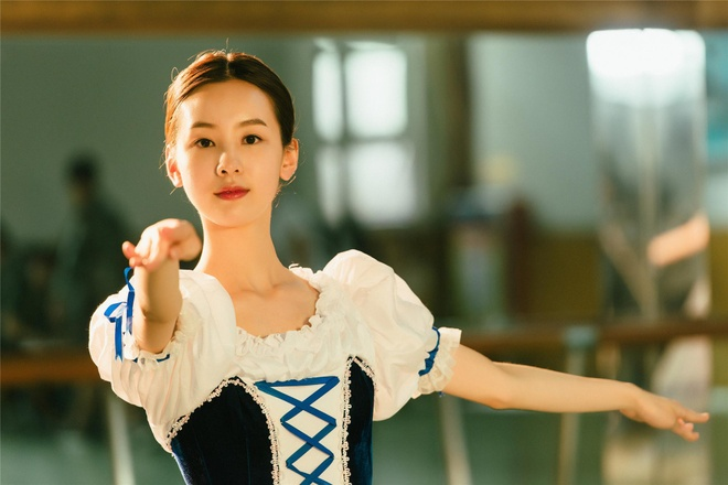 Ve dep cua 'Hoa khoi giang duong' dong phim moi cung Luu Hao Nhien hinh anh 6