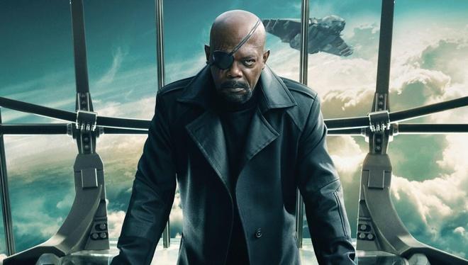 Nick Fury bi mat den can ho cua Captain America de trao thu gi? hinh anh 4