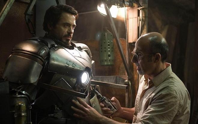 Iron Man bi bat coc khi dang o dau? hinh anh 8