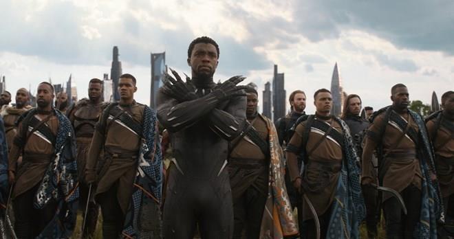 Black Panther,  Bao den anh 8