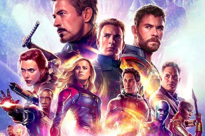 Noi buon bao trum mang xa hoi the gioi sau 'Avengers: Endgame' hinh anh 1