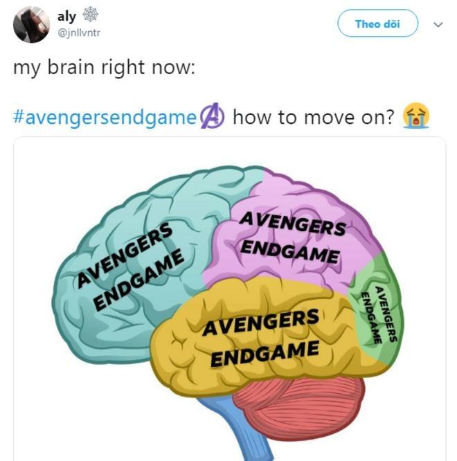 Noi buon bao trum mang xa hoi the gioi sau 'Avengers: Endgame' hinh anh 7