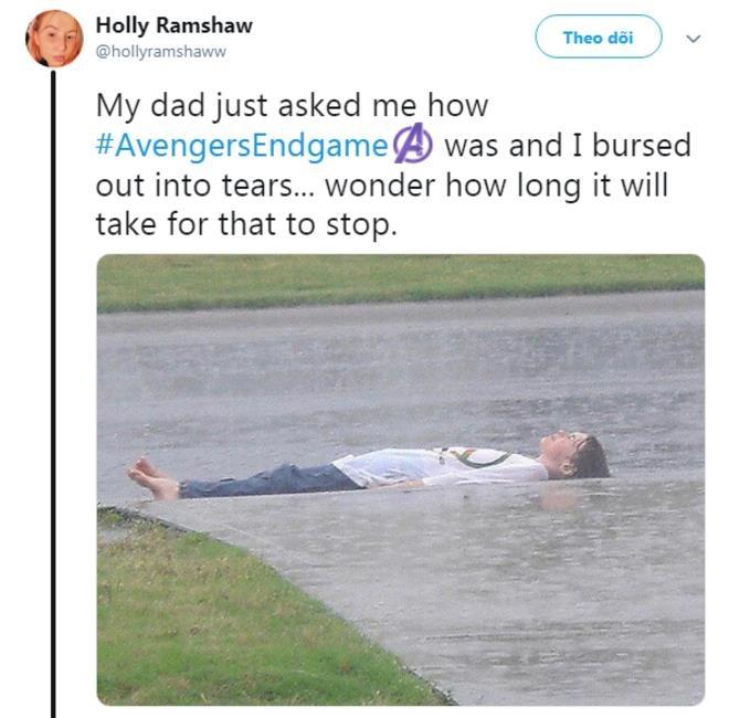 Noi buon bao trum mang xa hoi the gioi sau 'Avengers: Endgame' hinh anh 4