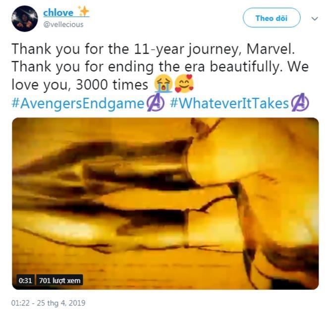 Noi buon bao trum mang xa hoi the gioi sau 'Avengers: Endgame' hinh anh 10