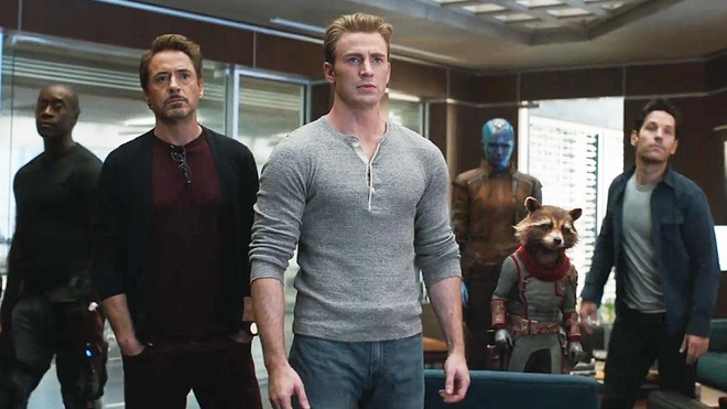 Bi quyet 'song sot' qua hon 3 tieng xem 'Avengers: Endgame' hinh anh 1