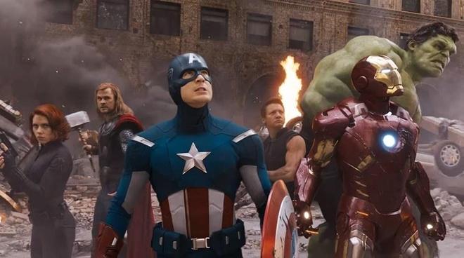 Avengers Endgame anh 1