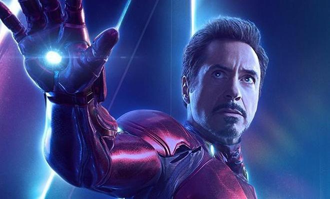 Robert Downey Jr. nghi gi ve so phan cua Iron Man trong 'Endgame'? hinh anh 1