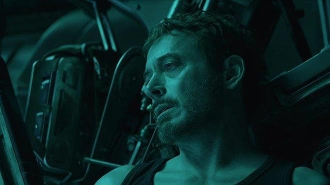 Robert Downey Jr. nghi gi ve so phan cua Iron Man trong 'Endgame'? hinh anh 2