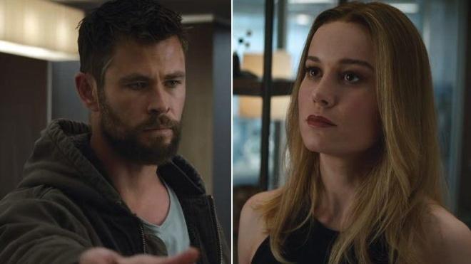Thor va Captain Marvel cung 7 man ket hop dang mong doi sau 'Endgame' hinh anh 1