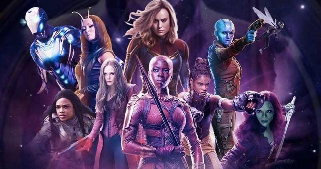 Ly do 'Endgame' de Black Widow hy sinh, Captain Marvel mo nhat hinh anh 5