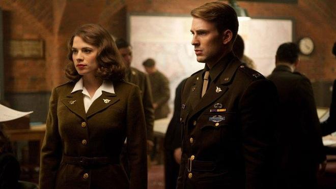 Bien kich 'Endgame' xac nhan Captain America co con voi Peggy Carter hinh anh 1