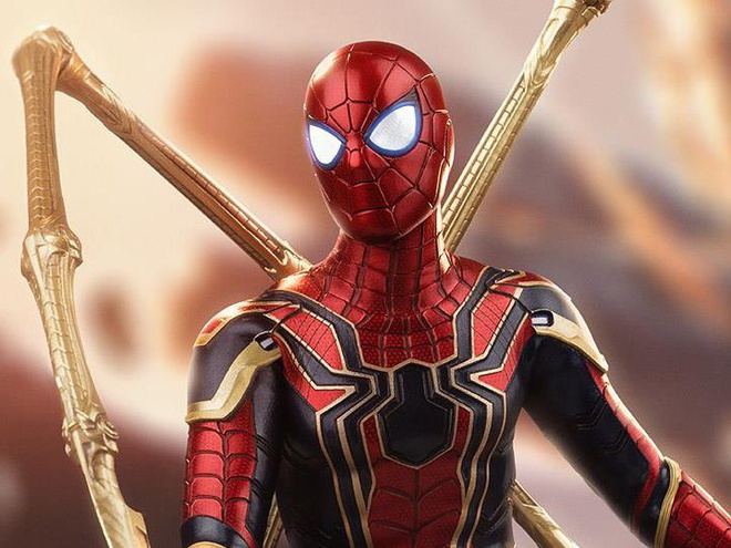 8 cau hoi thu vi ve bo giap Iron Spider do Iron Man che tao hinh anh 1