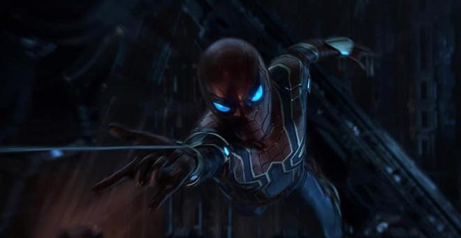 8 cau hoi thu vi ve bo giap Iron Spider do Iron Man che tao hinh anh 6