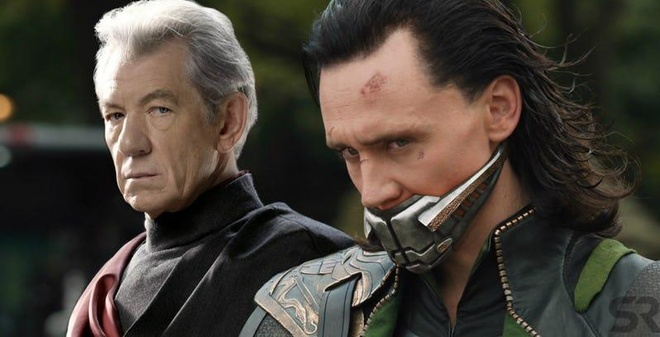 Loki,  Magneto,   X-Men anh 1