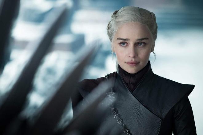 Iron Man 3 Emilia Clarke anh 1
