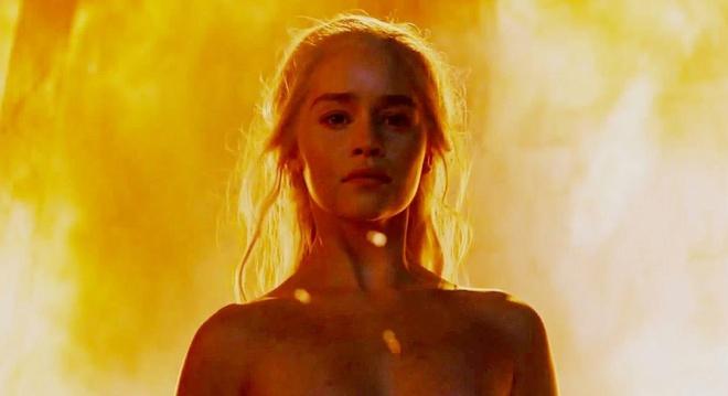Emilia Clarke tu choi dong '50 sac thai' vi ngai khoa than hinh anh 2
