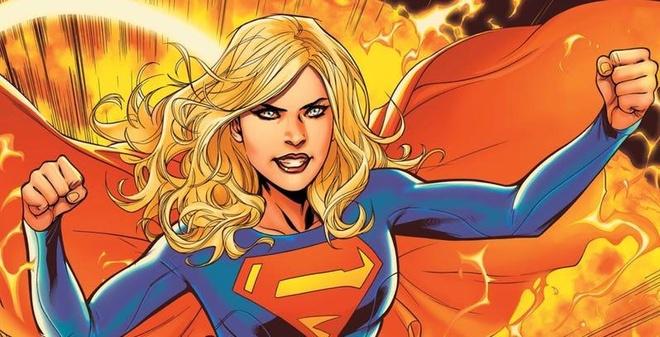 Warner Bros. và DC rục rịch làm phim về nữ siêu nhân