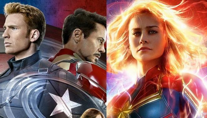 'Dark Phoenix' phai sua ket cuc vi giong 'Civil War', 'Captain Marvel' hinh anh 2