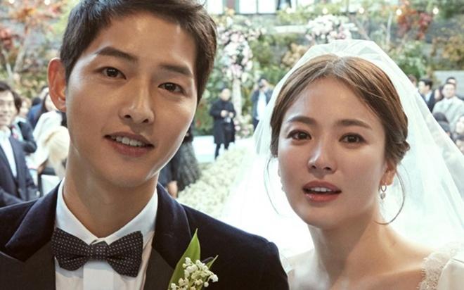Song Hye Kyo,  Song Joong Ki,  Ly hon anh 1