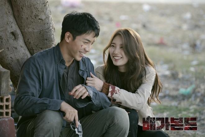 Vagabond,  Lee Seung Gi,  Suzy anh 2