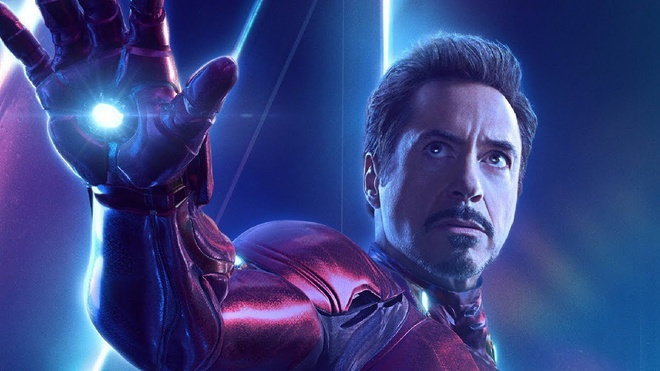 Robert Downey Jr.,  Avengers: Endgame anh 2