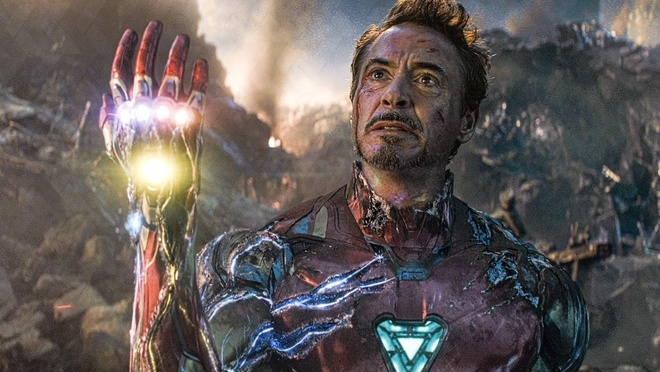 Robert Downey Jr.,  Avengers: Endgame anh 1