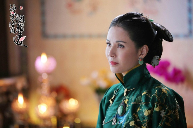 'Tieu Long Nu' Ly Nhuoc Dong duoc ngoi khen nhan sac khi tro lai hinh anh 1