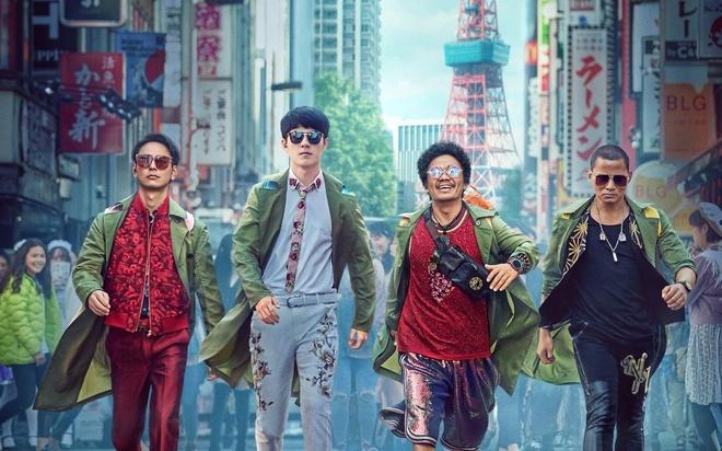 Vuong Bao Cuong,  Tham tu pho Tau,  phim Trung Quoc Tet 2020,  Luu Hao Nhien anh 1