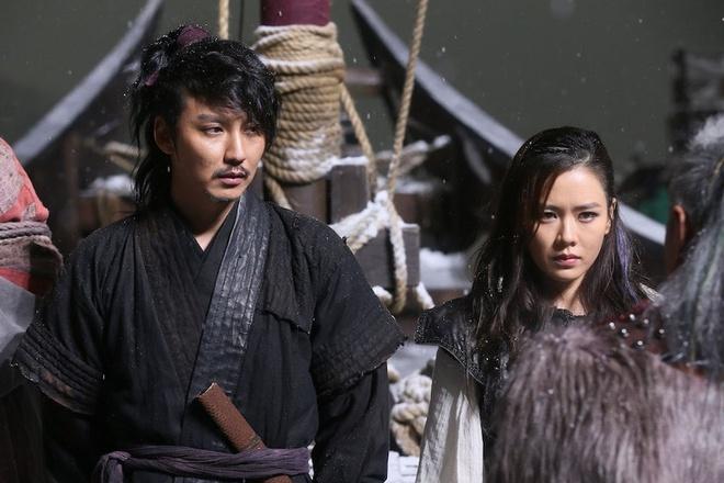'Tinh dau quoc dan' Son Ye Jin va dan nguoi tinh man anh noi tieng hinh anh 10 Son_Ye_Jin_10.jpg