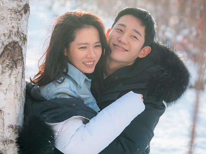 'Tinh dau quoc dan' Son Ye Jin va dan nguoi tinh man anh noi tieng hinh anh 12 Son_Ye_Jin_12.jpg