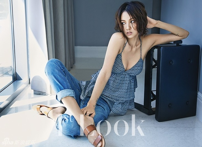 Lee Hyori - 'nu hoang sexy' tu bo tat ca ve lam nong voi chong ngheo hinh anh 3 Lee_Hyori.jpg