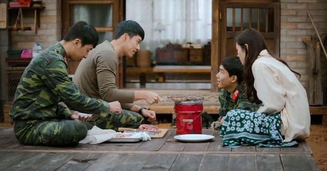 Ha canh noi anh,  Hyun Bin,  Son Ye Jin,  Trieu Tien,  Bac Han anh 4