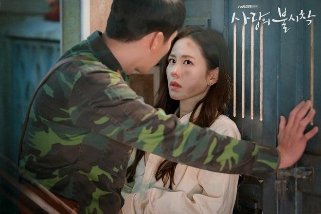 Ha canh noi anh,  Hyun Bin,  Son Ye Jin,  Trieu Tien,  Bac Han anh 2