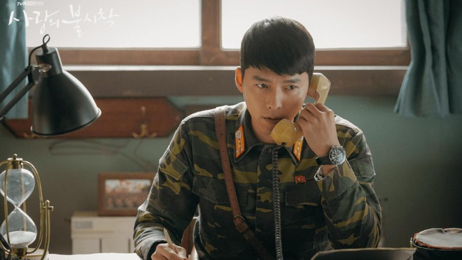 Ha canh noi anh,  Hyun Bin,  Son Ye Jin,  Trieu Tien,  Bac Han anh 8