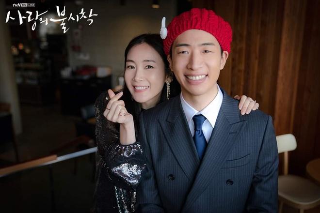 Ha canh noi anh,  Hyun Bin,  Son Ye Jin,  Choi Ji Woo anh 7