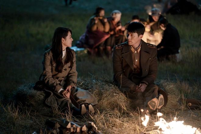 Cánh đồng cỏ hay núi rừng Triều Tiên trong phim thực chất là phong cảnh thiên nhiên của Mông Cổ.