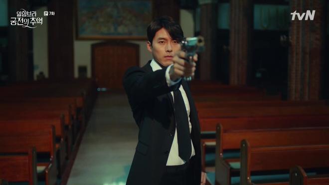 Hyun Bin,  Ha canh noi anh,  Son Ye Jin anh 8